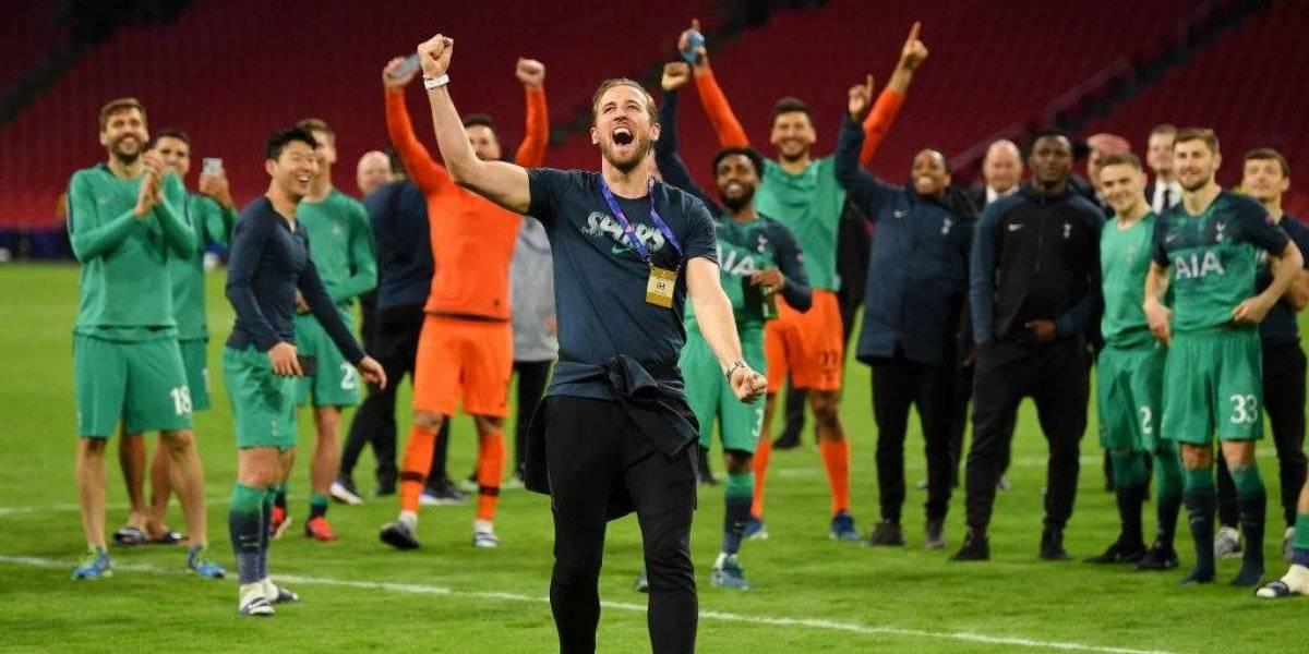 Harry Kane prende la ilusión del Tottenham y apuesta por jugar la final de la Champions League