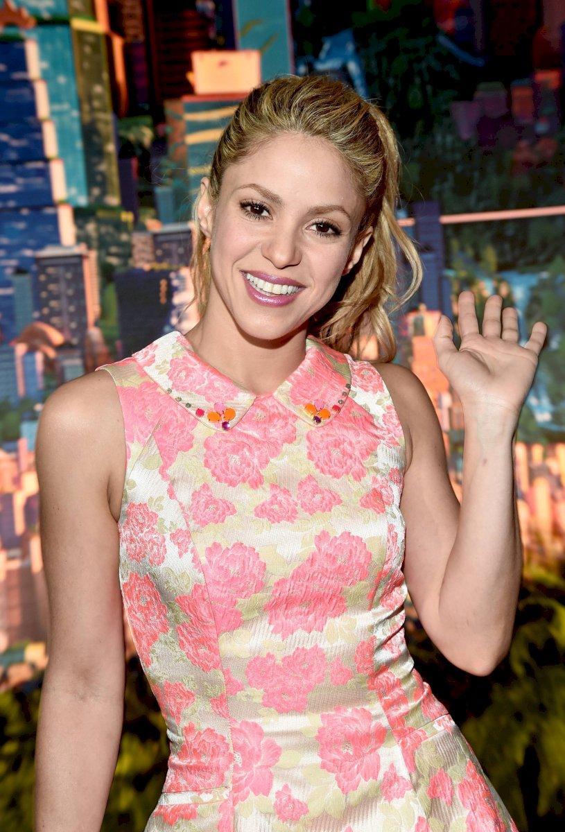 La cantante Getty Images