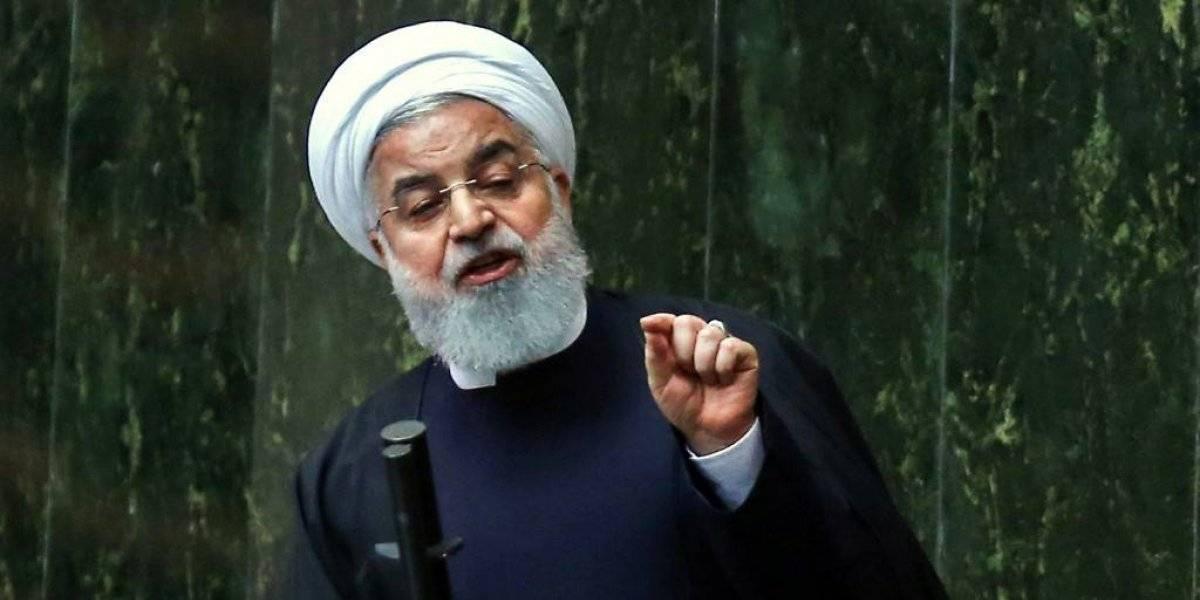 Irán suspende compromisos de su acuerdo nuclear y EE. UU. responde