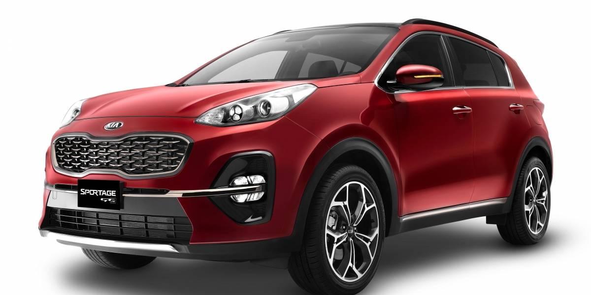 Kia Motors hizo el lanzamiento oficial de sus modelos 2020