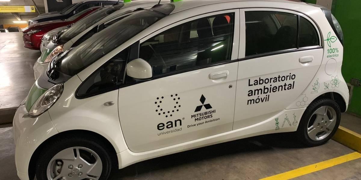 Universidad EAN de Bogotá lanza el primer laboratorio ambiental móvil de Latinoamérica