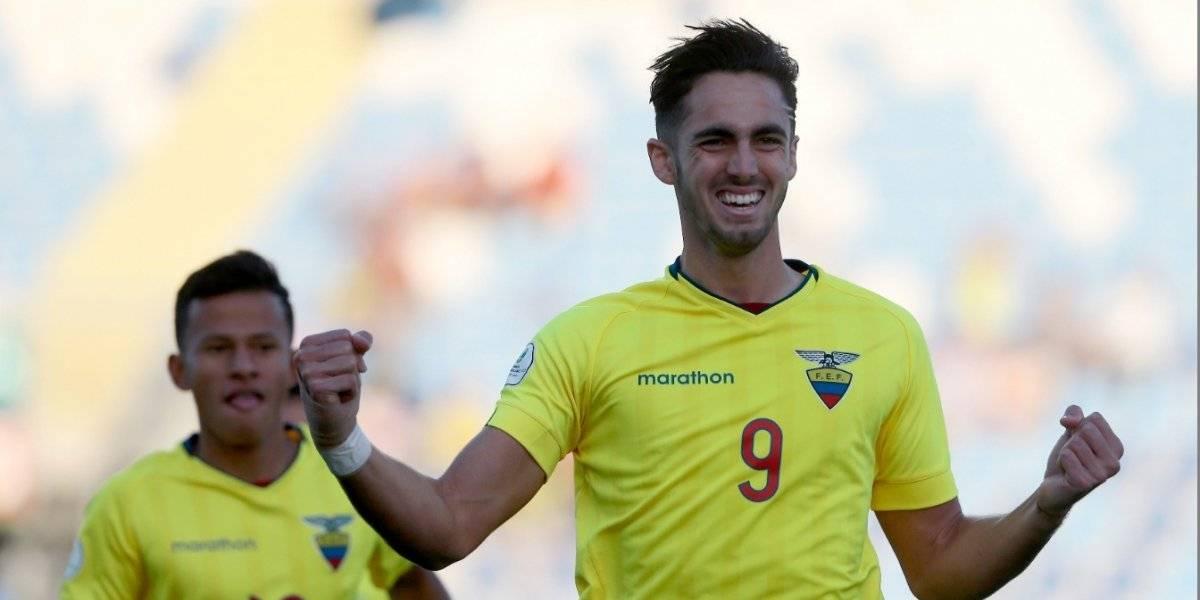 Leonardo Campana es buscado por un grande del fútbol español