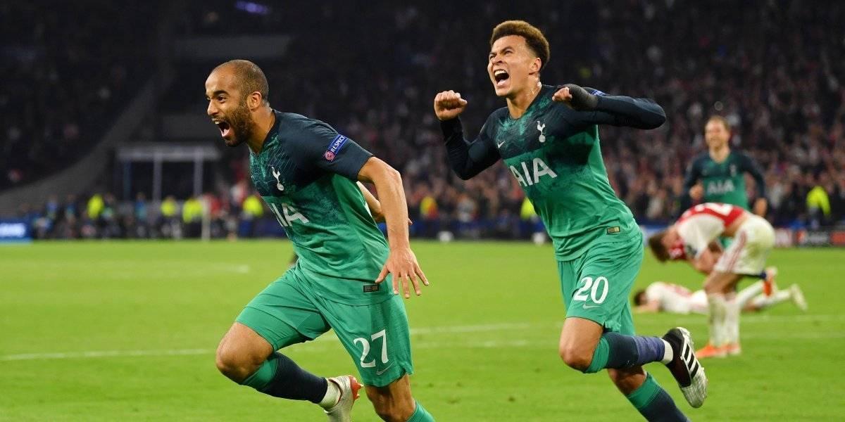 ¡El milagro inglés! Tottenham hizo lo imposible en Ámsterdam