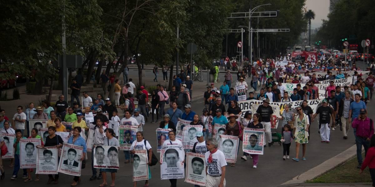 Convocan a marchar con madres mexicanas por desaparecidos