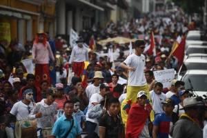 Marcha de la Dignidad, por la Vida y la Justicia