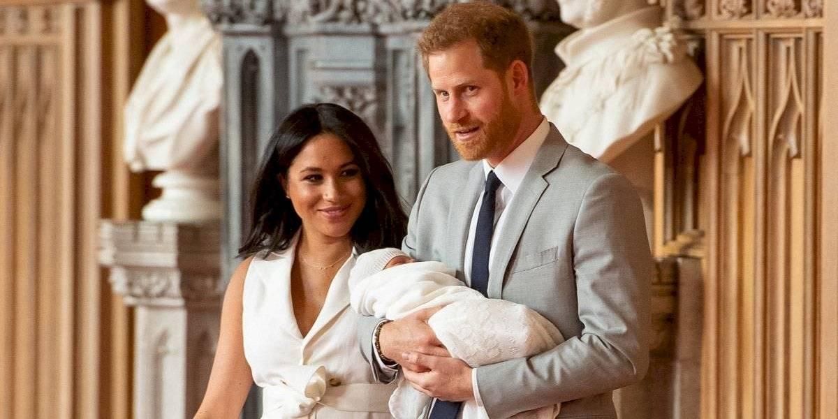 O cartão de Natal de Harry e Meghan Markle foi protagonizado pelo bebê Archie