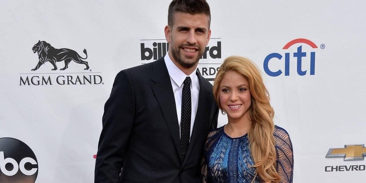 Foto de Shakira se hace viral tras la derrota del Barcelona