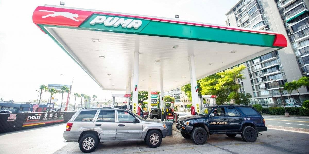 Puma Energy presenta su nueva marca de gasolina Evolve