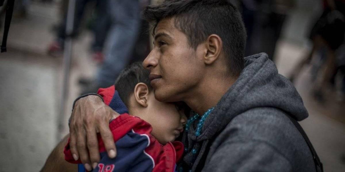 En México pude salvar mi vida y la de mi familia: el testimonio de un refugiado centroamericano
