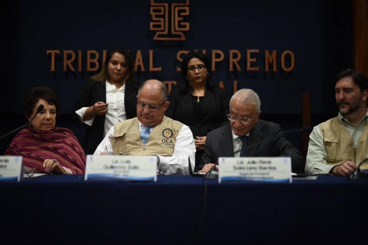 Misión Observación Electoral OEA