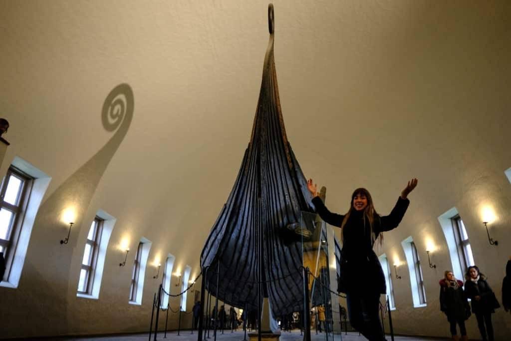 Museo del barco vikingo en Oslo, Noruega | Suministrada por Latitud Perfecta