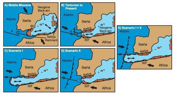 Investigadores encuentran una extraña anomalía tectónica en el océano atlántico