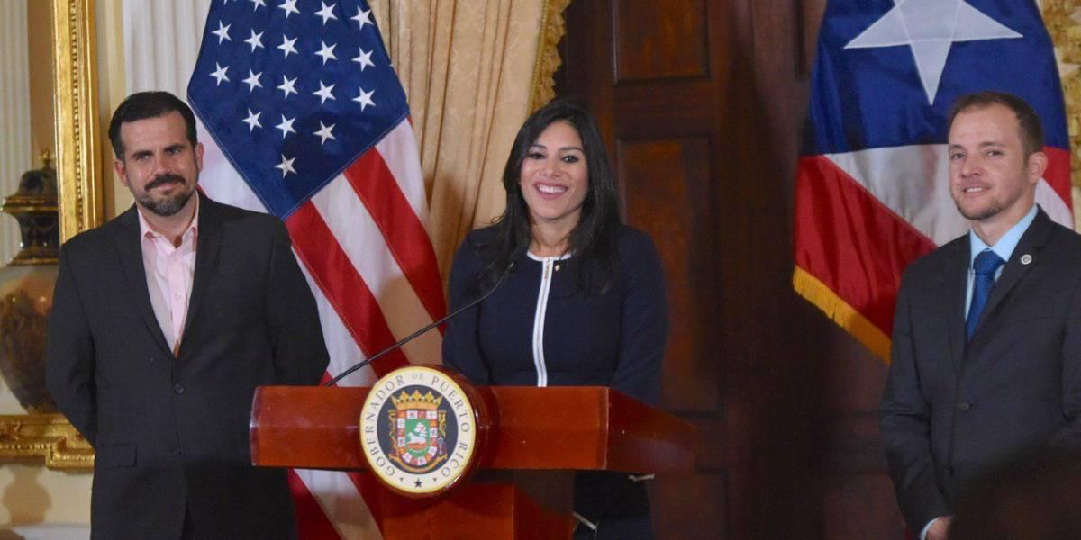 Rosselló designa nueva secretaria del Trabajo
