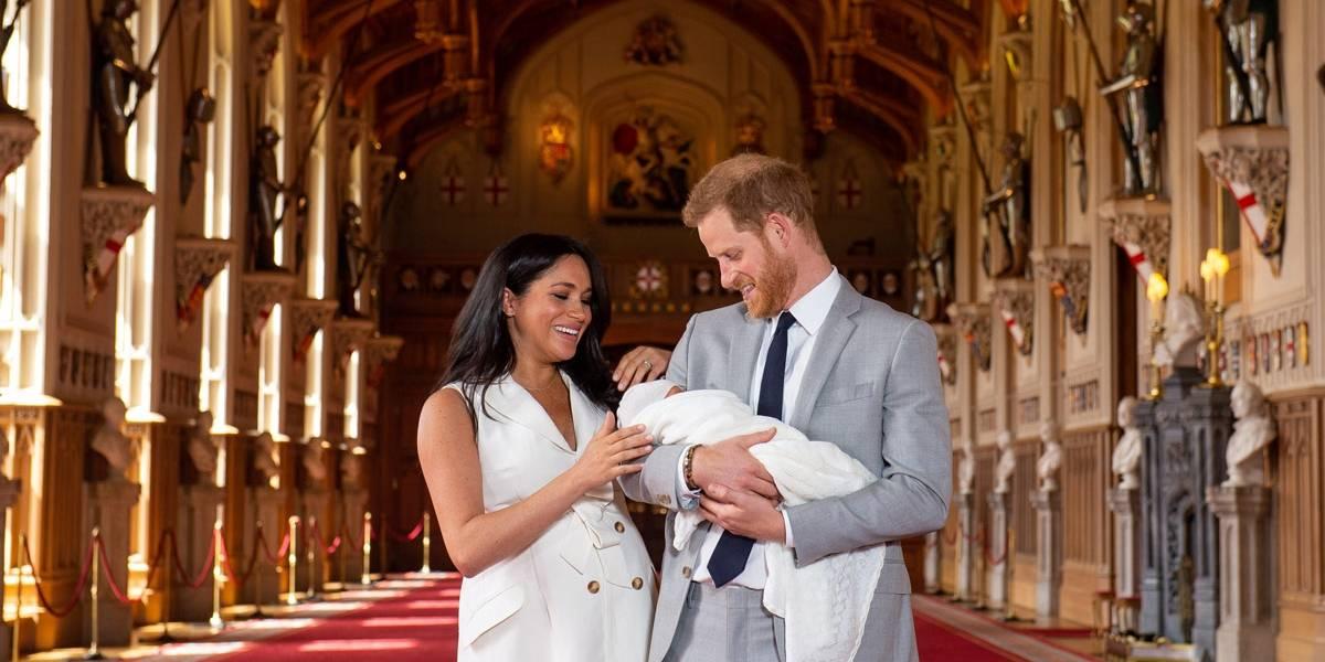 Meghan Markle não pôde seguir plano de parto; saiba detalhes do nascimento do bebê real