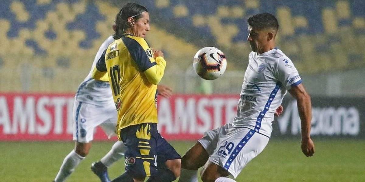 La U. de Concepción va por un hito histórico ante Godoy Cruz en la Copa Libertadores
