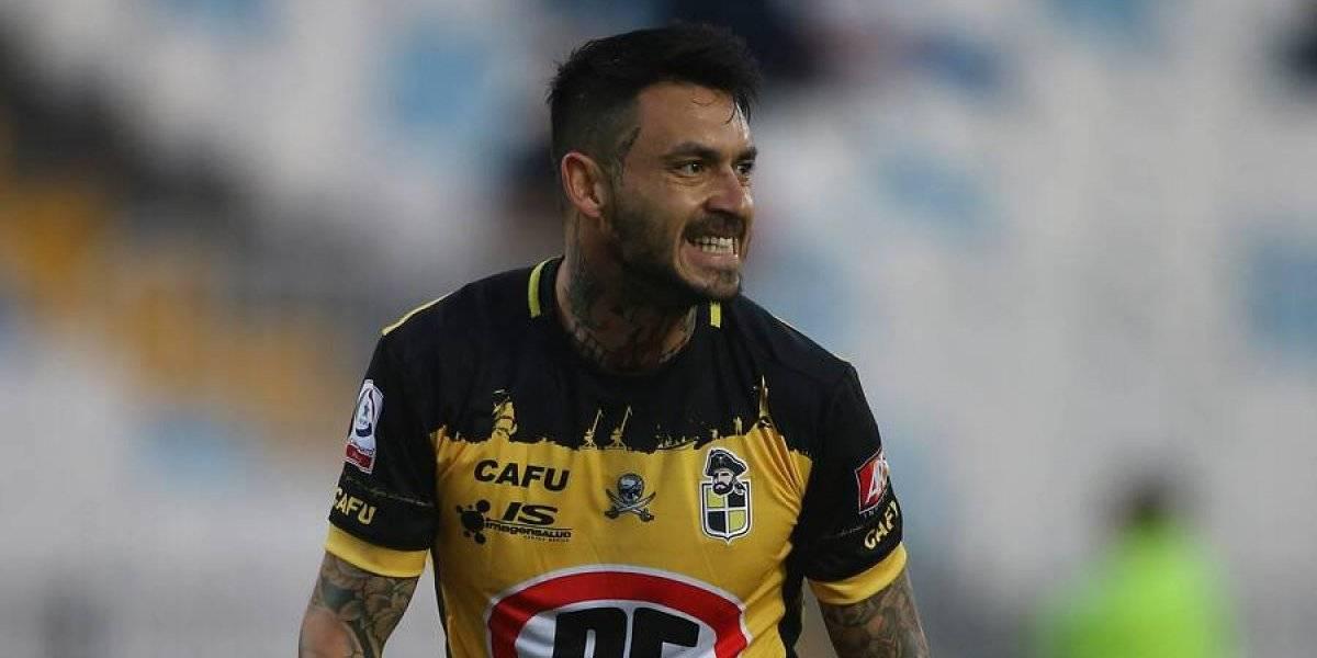 """Mauricio Pinilla está """"óptimo"""" y listo para volver a jugar justo ante la U"""