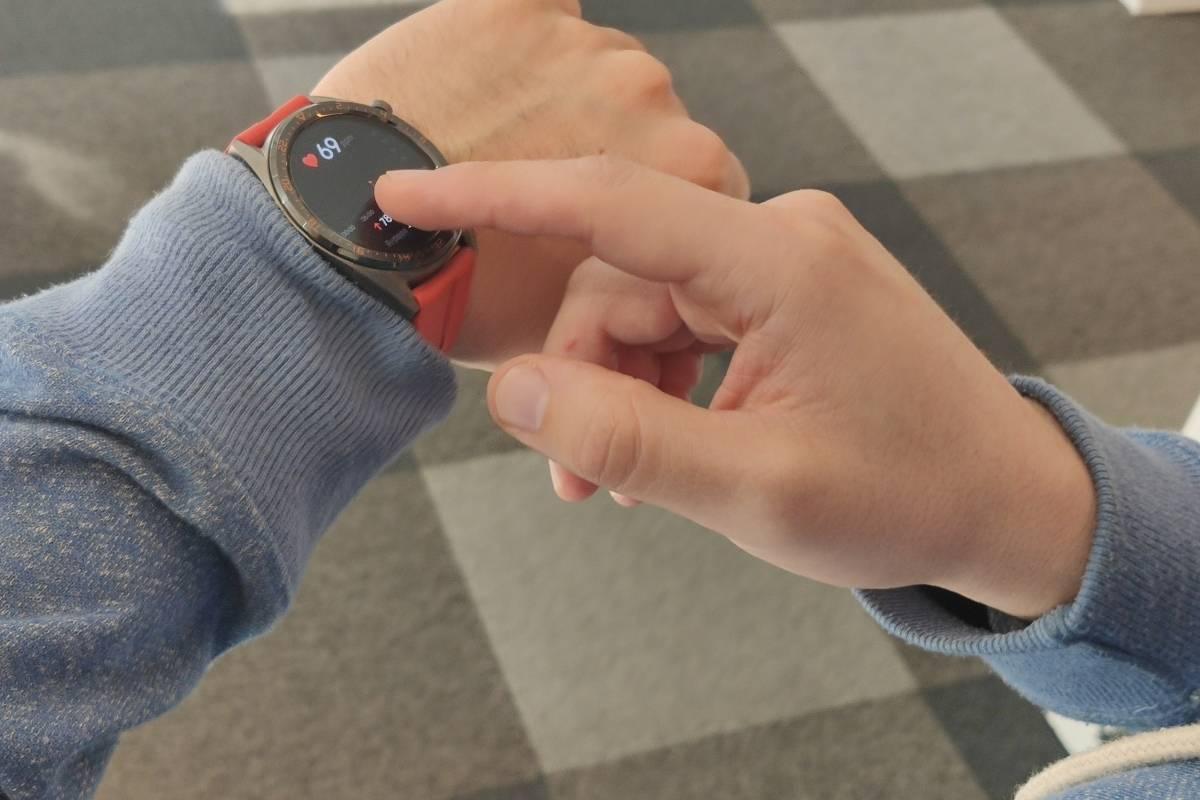 Cómo el reloj inteligente Huawei Watch GT te puede ayudar controlar tu salud en el día a día