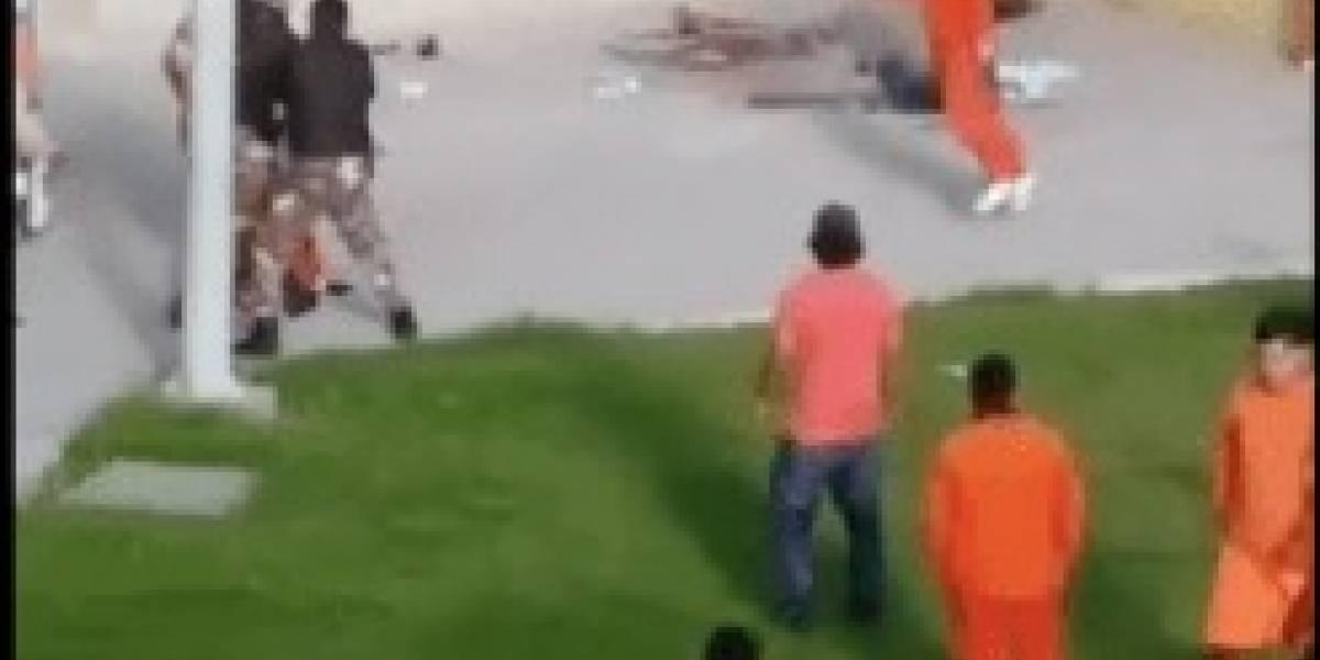 Reo fue asesinado en la cárcel de Latacunga
