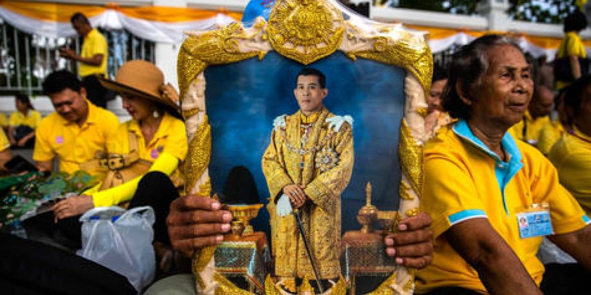 5 Cosas que debes saber sobre el próximo rey de Tailandia