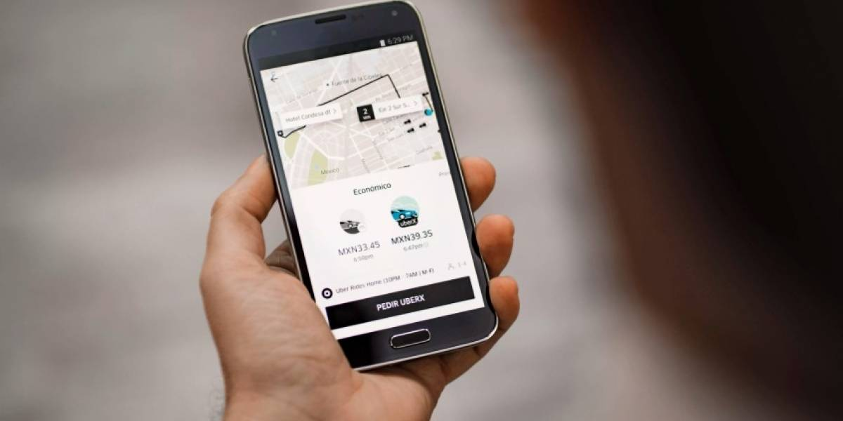 Uber estrena opción para solicitar que el conductor no te hable