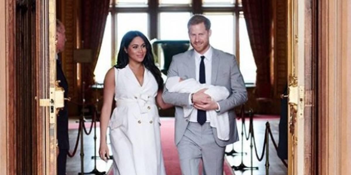 Hijo de Meghan y Harry será bautizado en ceremonia privada en Windsor