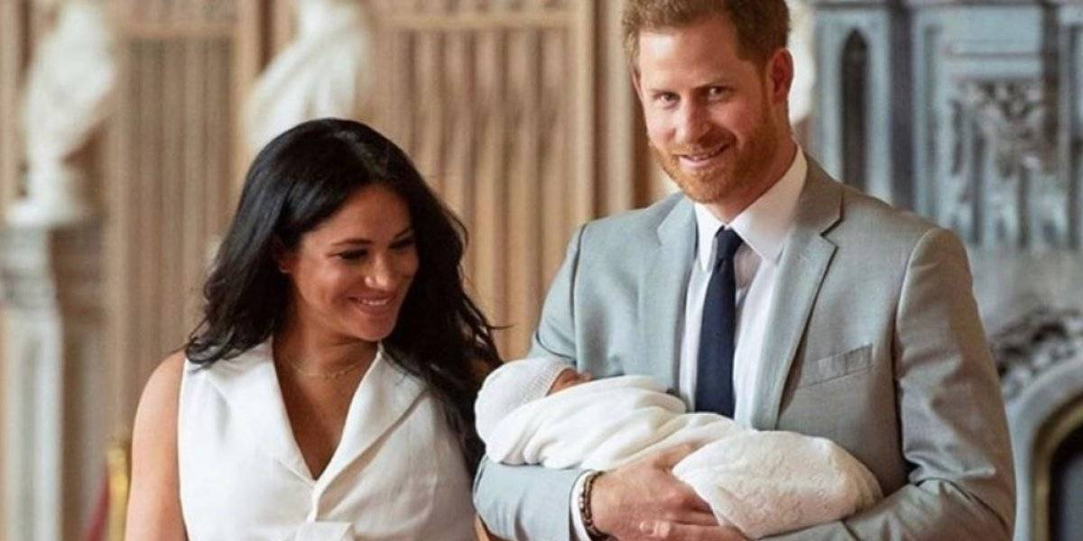 Este famoso actor podría convertirse en el padrino de Archie, el bebé de Harry y Meghan