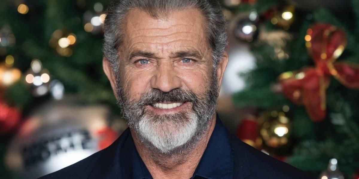 """Mel Gibson hará de """"Santa Claus"""""""