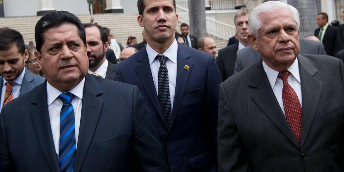 Detienen a vicepresidente de Asamblea Nacional venezolana