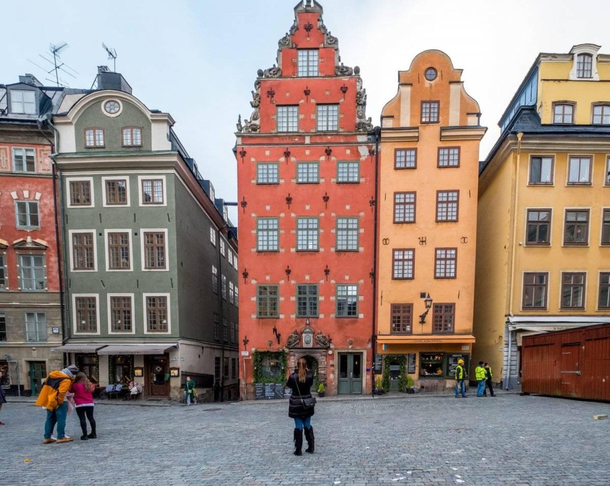 Stortorget, Estocolmo Suecia |Suministrada por Latitud Perfecta