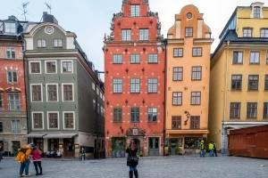 Stortorget, Estocolmo Suecia