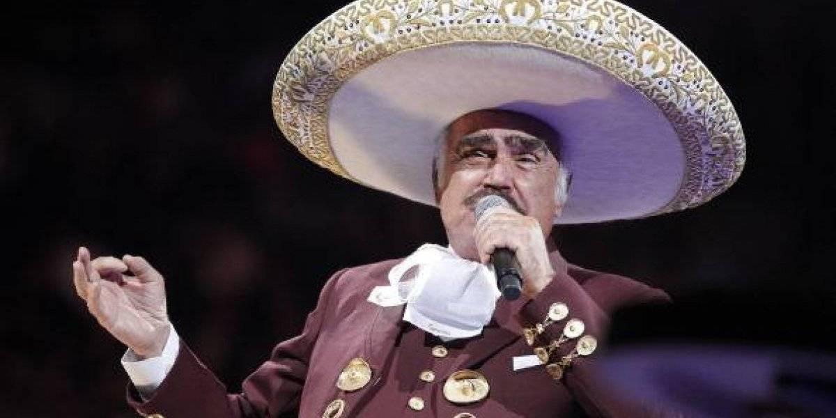 Vicente Fernández rechazó un trasplante de hígado por esta particular razón