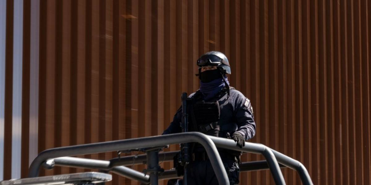 VIDEO. Momento exacto de la balacera que dejó un muerto en México
