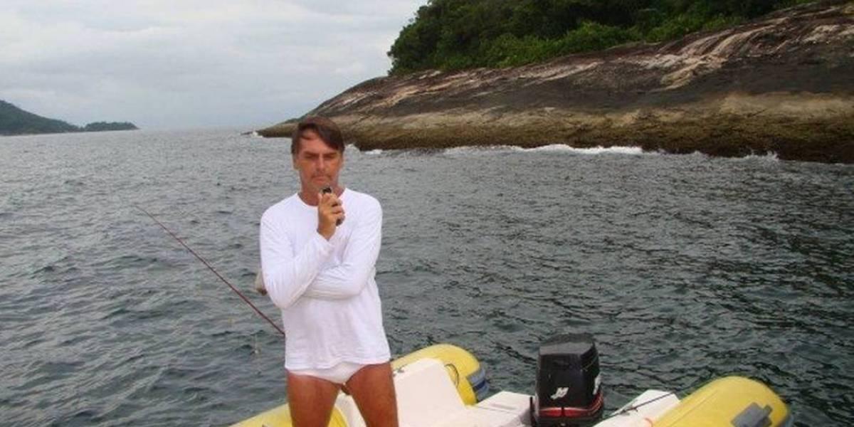 Bolsonaro diz que zona ecológica onde foi multado 'não preserva absolutamente nada'