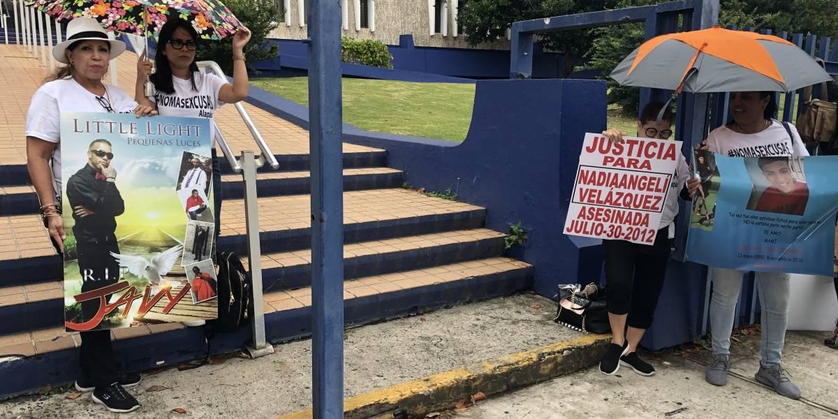 Reclaman se esclarezcan los casos criminales en Puerto Rico