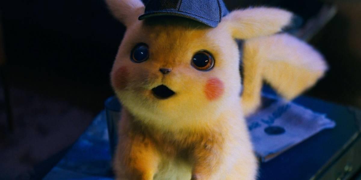 Detective Pikachu: ¿Por qué usa sombrero y tiene voz ronca?