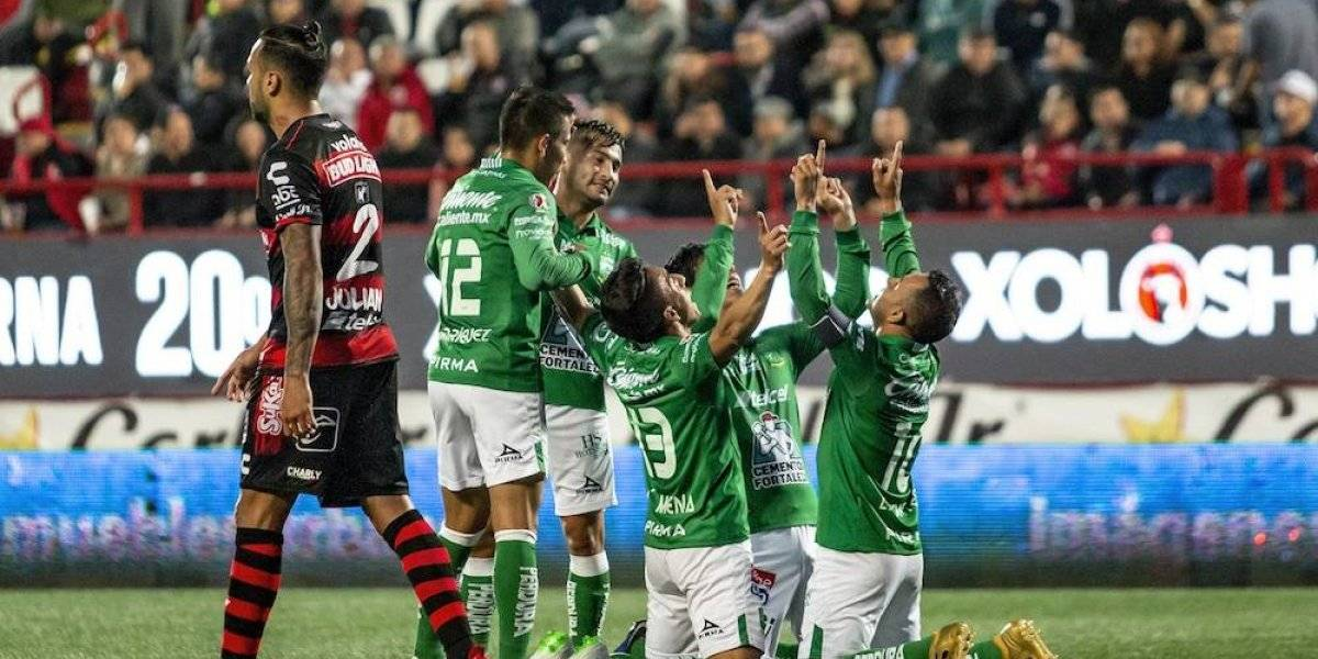 León pone un pie en las semifinales del Clausura 2019