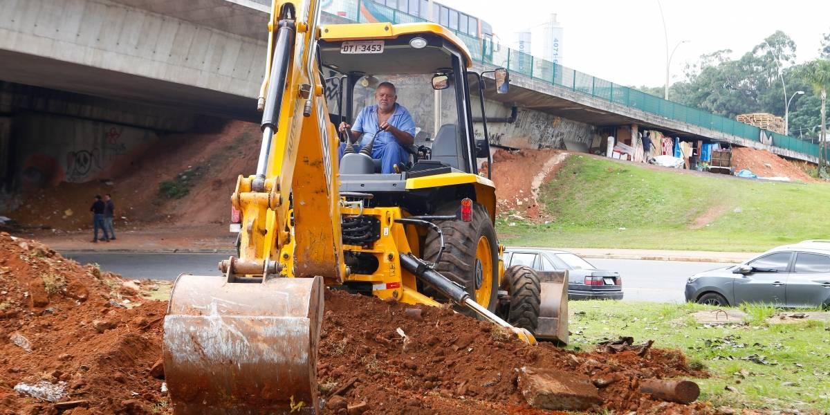 Santo André inicia ações para revitalizar avenida Prestes Maia; projeto custa R$ 4 milhões