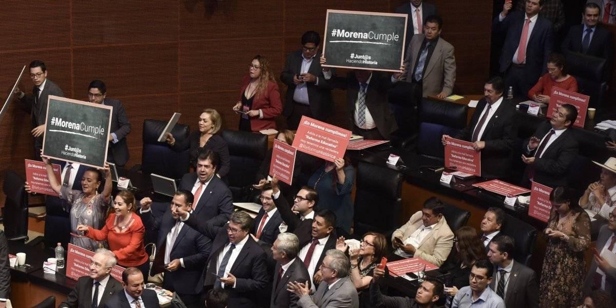 Reforma Educativa logra respaldo de 18 congresos