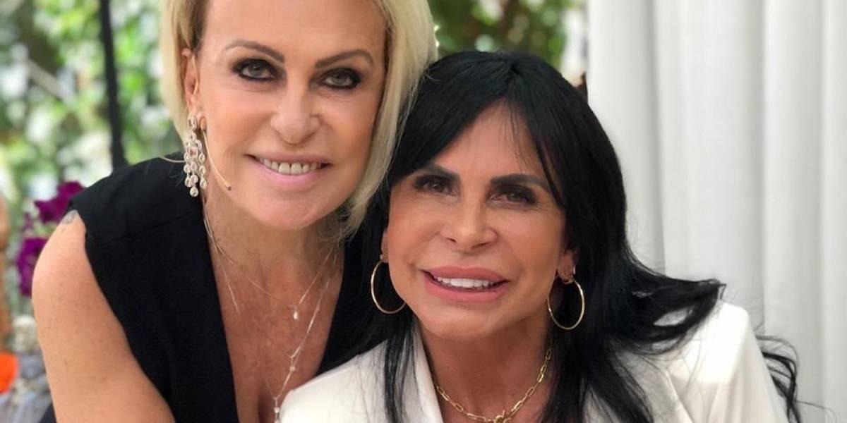 Ana Maria Braga questiona Gretchen: 'Te assusta ter 60 anos?'