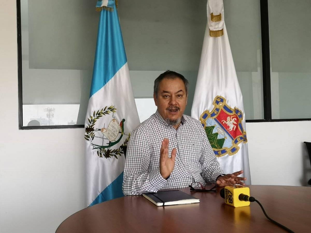 Guillermo Díaz - Aerometro
