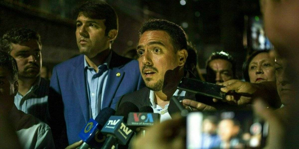 Oposición de Venezuela pide apoyo internacional