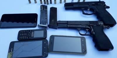 asaltabuses capturados en Sumpango