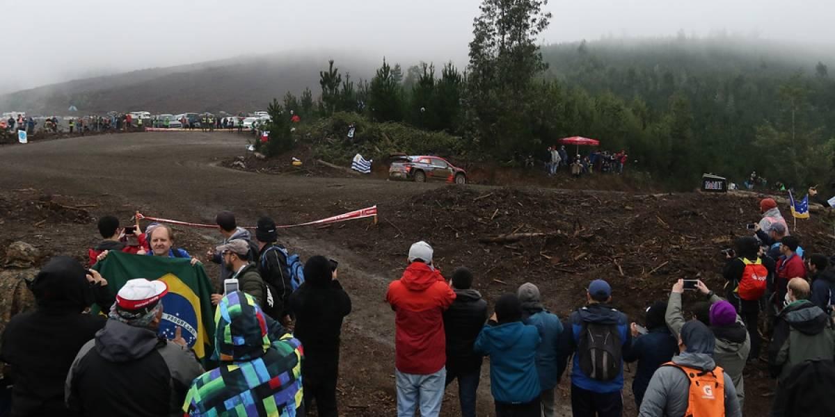 La poca seguridad en la ruta provoca la primera alerta de los organizadores del WRC en Chile