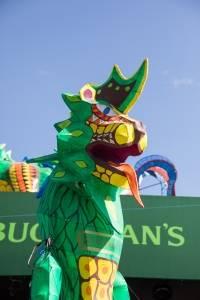 Buchanan's está transformando la Feria de San Marcos