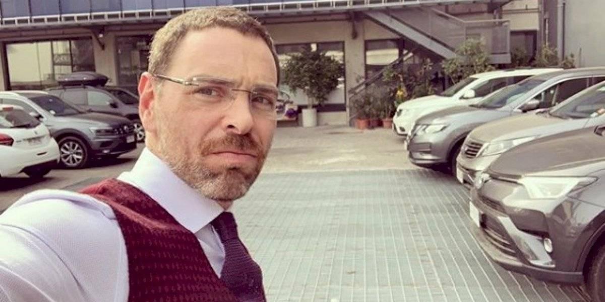 """José Antonio Neme vuelve a enfrentar su criticada participación en """"La Divina Comida"""""""