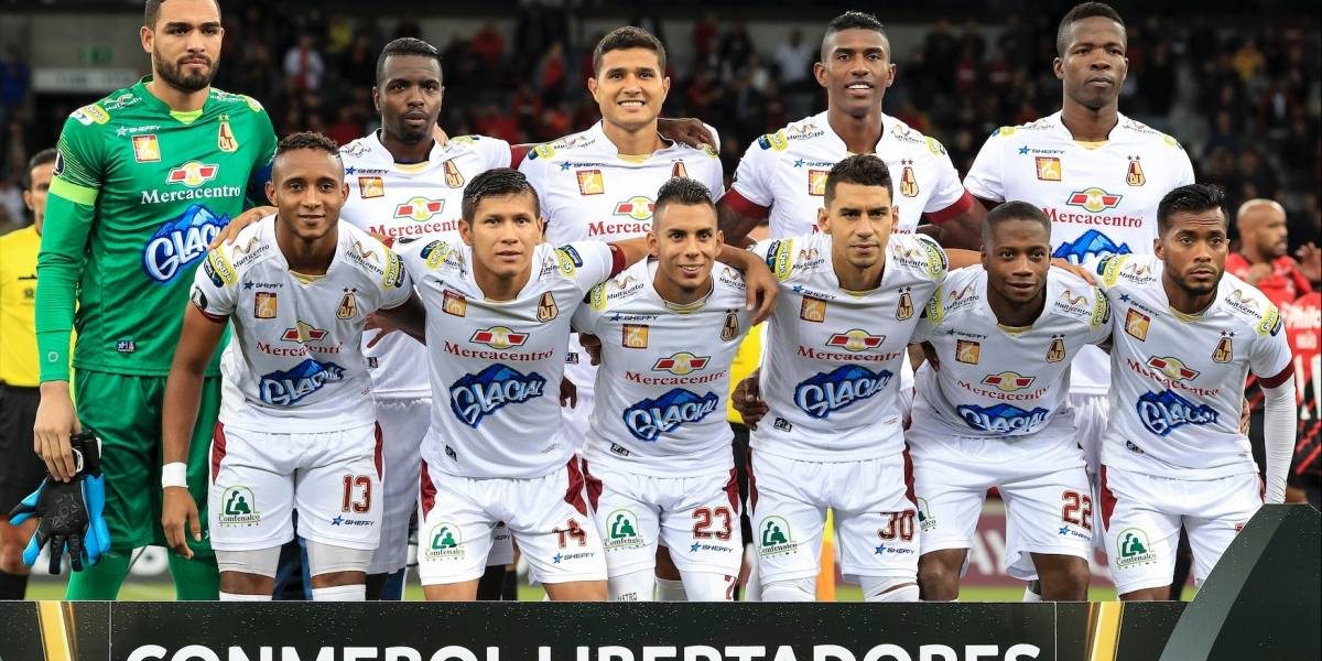 En su visita a Wilstermann, Tolima se aferra al milagro para continuar en Libertadores