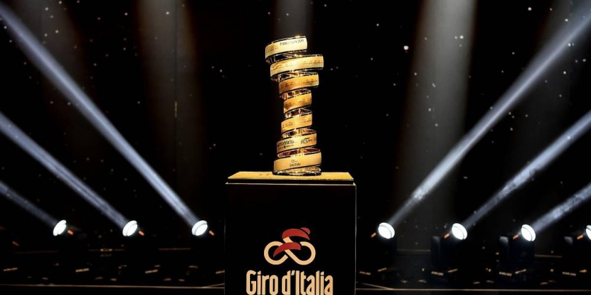 Prensa internacional ubica a ciclista colombiano como uno de los favoritos a ganar el Giro de Italia
