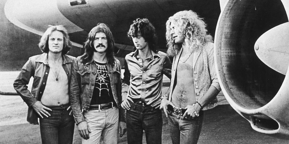 Led Zeppelin celebra 50 años de carrera con su primer documental oficial