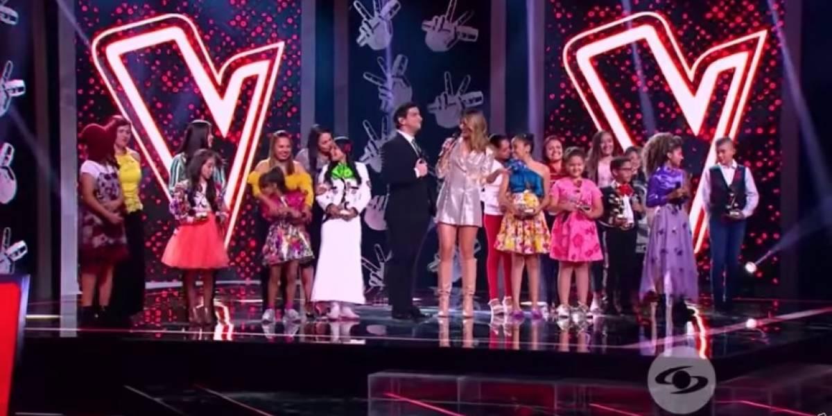 Este participante será el ganador de 'La Voz Kids', según los televidentes