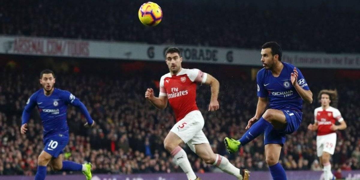 Inglaterra domina el futbol europeo: Chelsea y Arsenal van por la Europa League